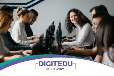 Logo of Projekat DIGITEDU